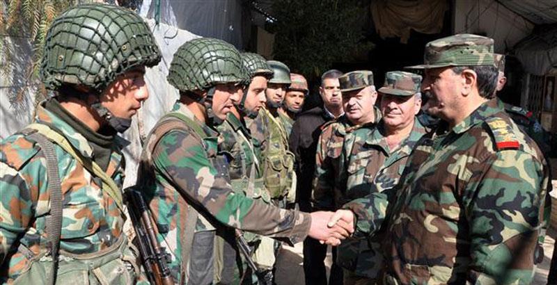 Syrian Army Vitally Needs Reforms