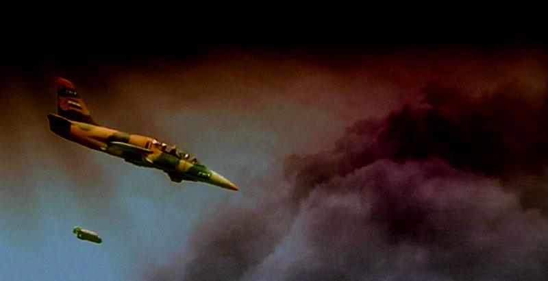 Over 100 ISIS Terrorists Killed in Syrian Airstrikes near Palmyra