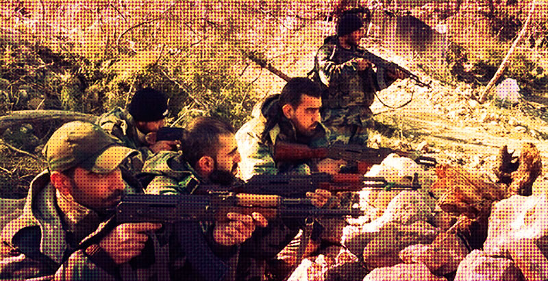 Syrian Army Attacks Ahrar al-Sham's Positions in Homs: 20 Terrorists Killed
