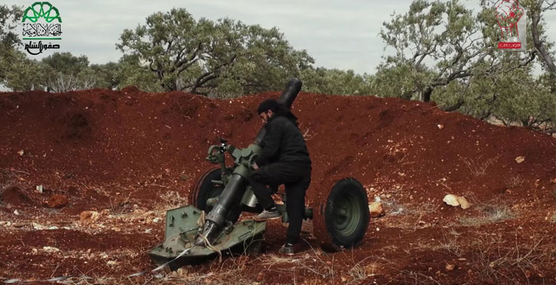 Militants Shell Encircled Govt-Controlled Villages in Syria's Idlib. Mainstream Media Is Silent (Video)