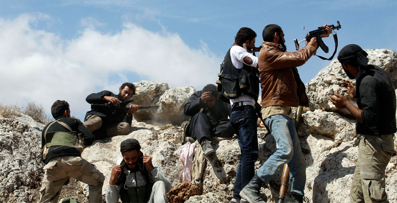 Infighting Intensifies among Terrorists in Idlib