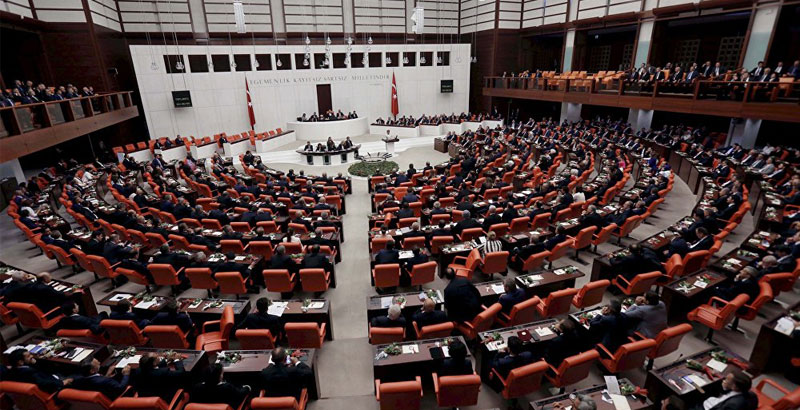 """Turkey's Parliament Ratifies Agreement with Russia on """"Turkish Stream"""""""