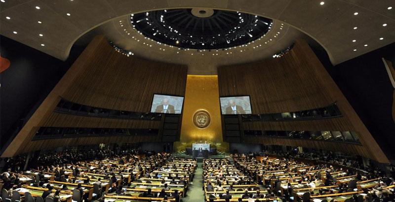 Russia's UN Ambassador Slams Pro-Terrorist Propaganda