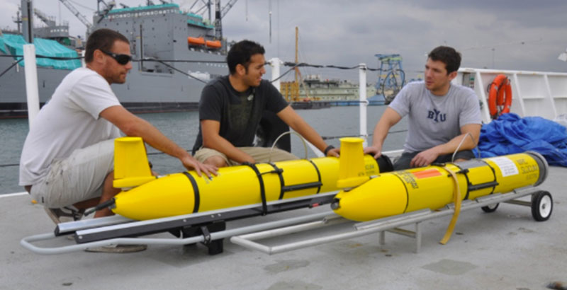 China Steals US Underwater Drone in South China Sea in Full View of Americans