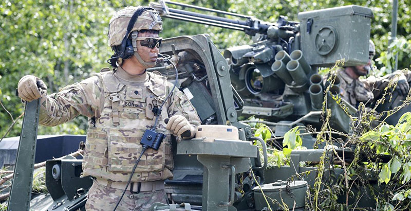 Pentagon Prepares to Fight against Russian Army