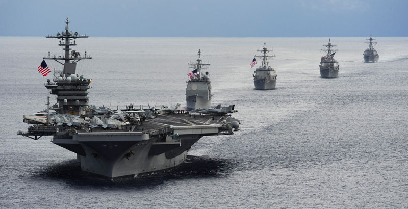 US Navy Plans to Build New Aircraft Carrier & 18 Attack Submarines