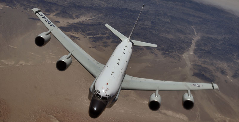 US Expands Electronic Warfare Capabilities in Middle East. Against Whom?