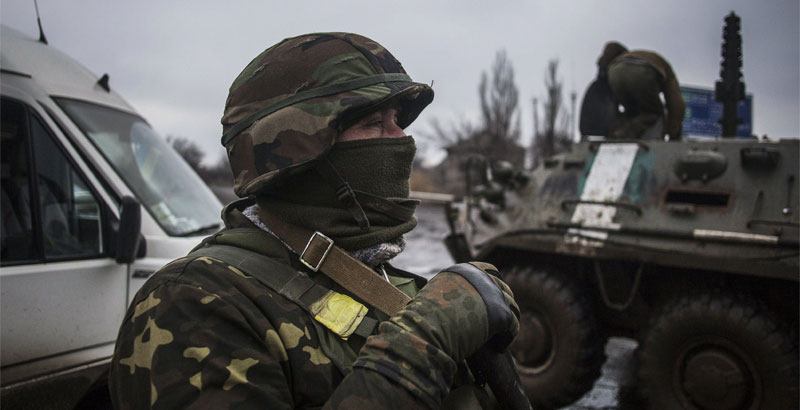 Ukrainian Army Beats Record for Number of Artillery Strikes against Targets in Donbass Region in 2016