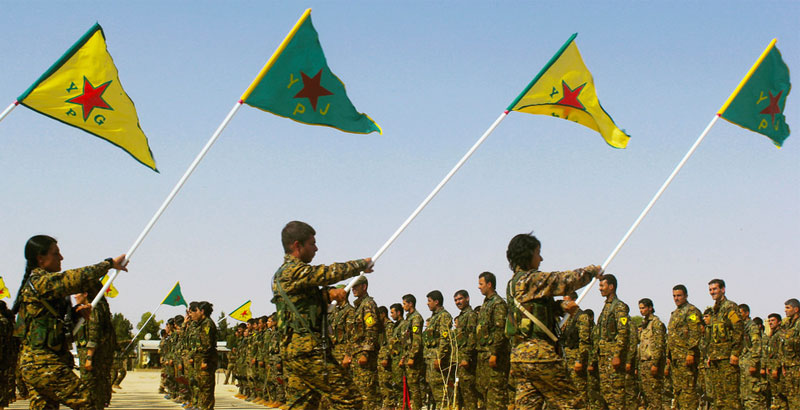 YPG Fighters Leave Aleppo's Sheikh Maqsoud Neighborhood – Reports