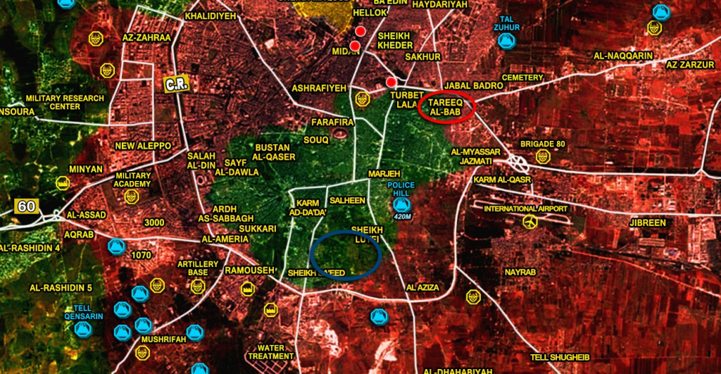 Desert Hakws Brigade Opens New Front Against Jaish al-Fatah in Eastern Aleppo