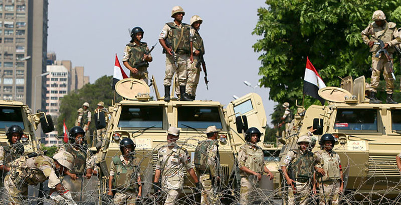 Egypt to Dispatch Engineering Units to Assist Syrian Government