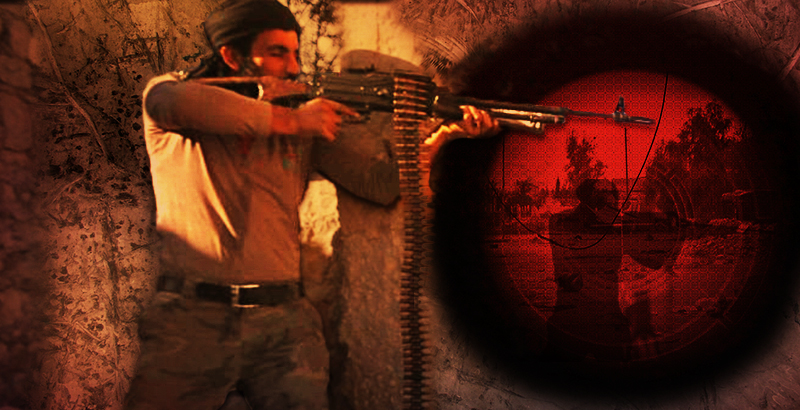 Unknown Special Forces Eliminate Leaders of Militant Groups in Syria