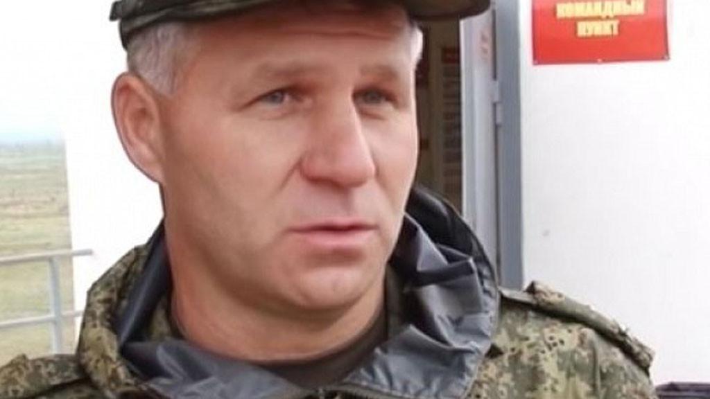 Russian Colonel Killed In Clashes in Aleppo