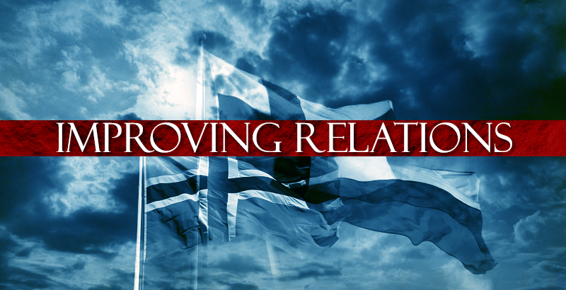 Finland And Norway To Resume Relations With Russia
