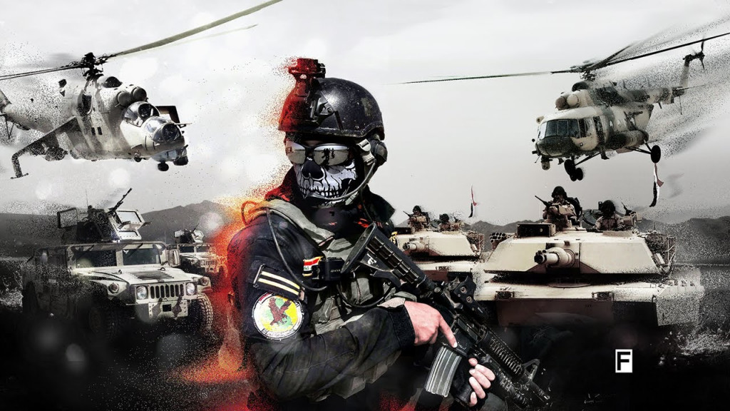 Iraqi Army Liberates Sveral Districts Of Mosul