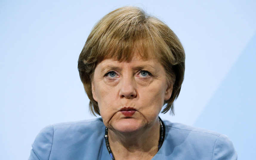"Merkel Adopts ""Russian Hacker"" Meme"