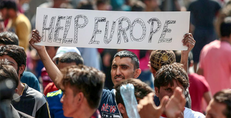 Europol Admits ISIS Actively Targets Refugees to Carry out Terrorist Attacks in EU
