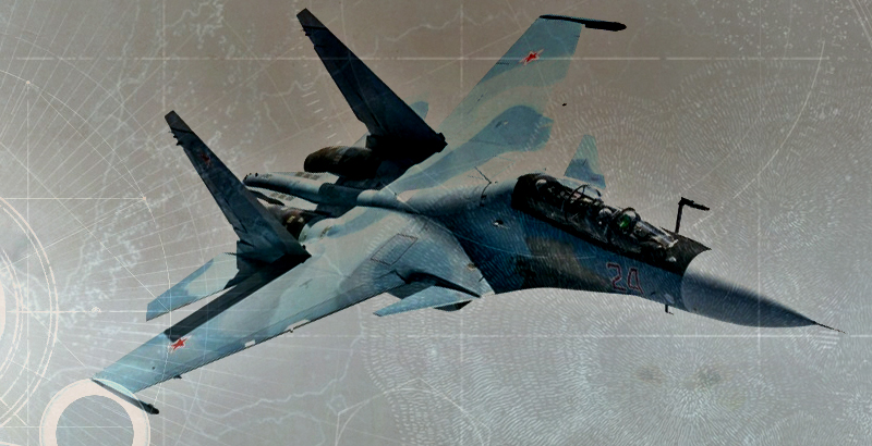 Russian Aerospace Forces Deliver 30 Airstrikes On ISIS Targets Near Palmyra