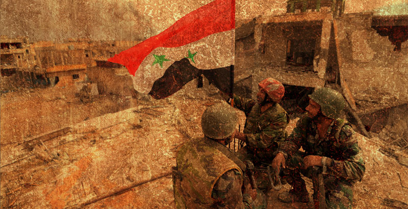 Syrian Army Repels Another Terrorist Attack in Hama