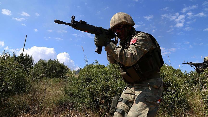 300 Elite Turkish Commandos To Enter Syria - Report