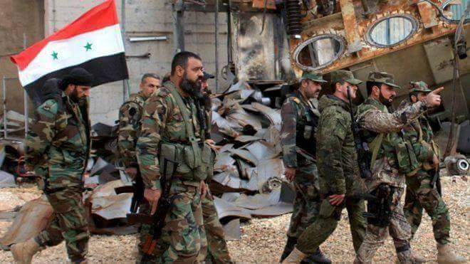 Syrian Army Repelled Counter-Offensive By Al-Qaeda-Linked 'Opposition' In Aleppo City