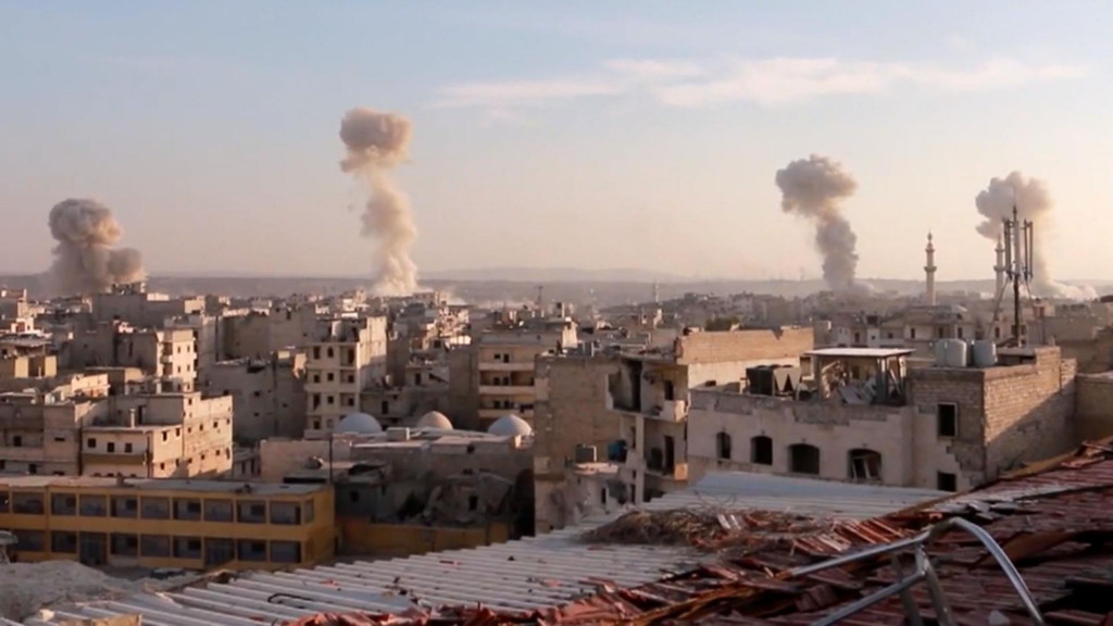 Civilians in Aleppo Starve while Terrorists Consume Their Food Delivered From Abroad