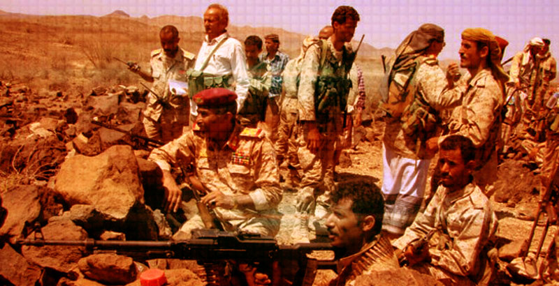 Houthi-Saleh Forces Repel Attack of Pro-Saudi Militias on Sana'a