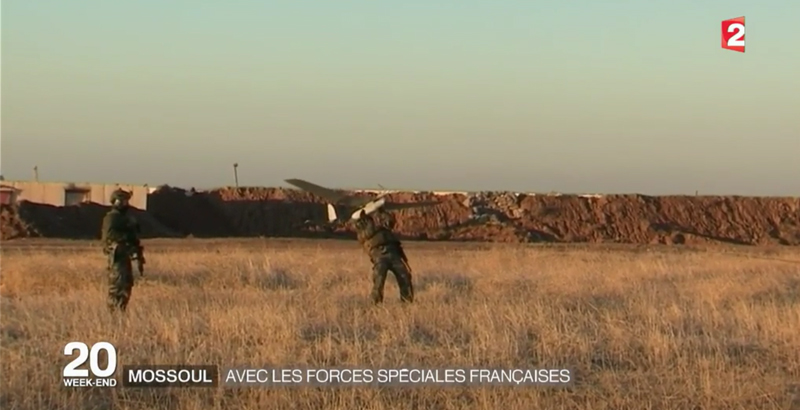 French Special Forces in Mosul Operation. More Details Revealed