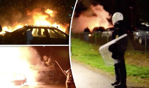 Sweden MP Calls for Domestic Military Intervention As Mobs Turn Third Biggest City Into 'No-Go Zone'