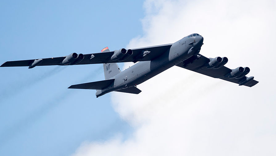 US Air Force To Modernize B-52 Strategic Bombers
