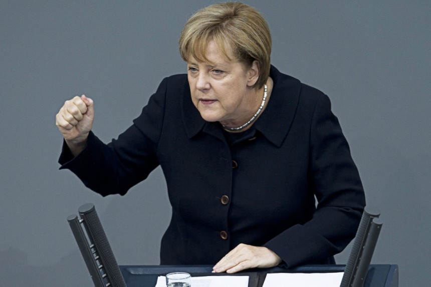 New Strike Vs Angela Merkel - Will German Chancellor Survive?