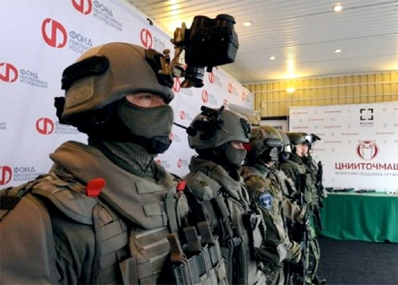 Russian Soldiers Have the Best Personal Protection Gear - Opinion