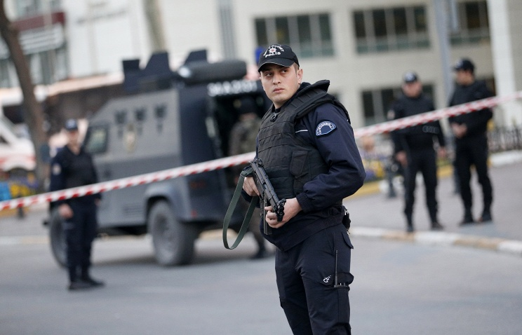 Gun Attack In Istanbul, Casualties Reported