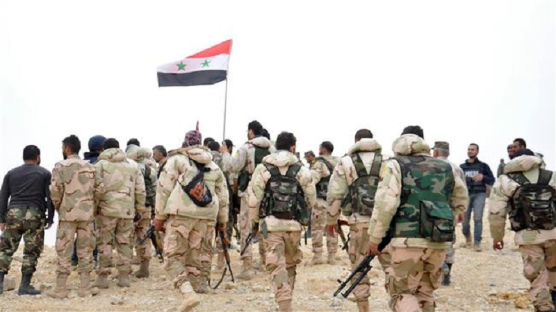 Syrian Army Intensifies Military Operations West Of Palmyra. ISIS Units Retreat - Reports
