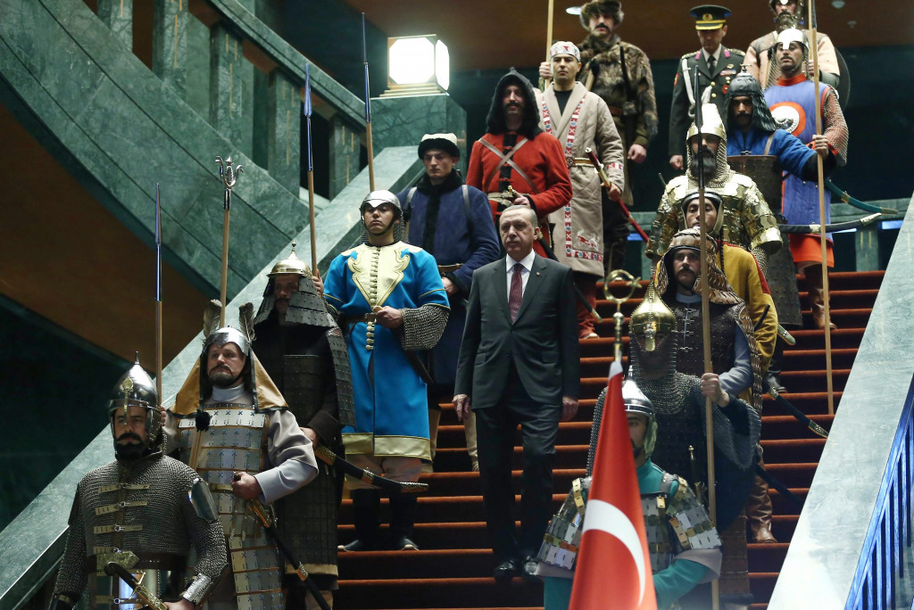 Recep Erdogan And The Geopolitical Box Of Pandora