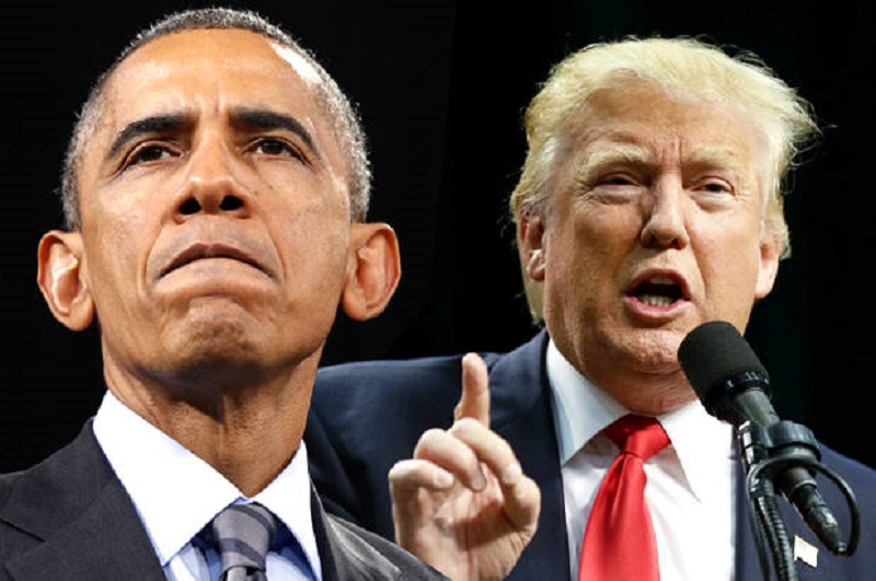 Obama Is Trying To Delegitimize Trump