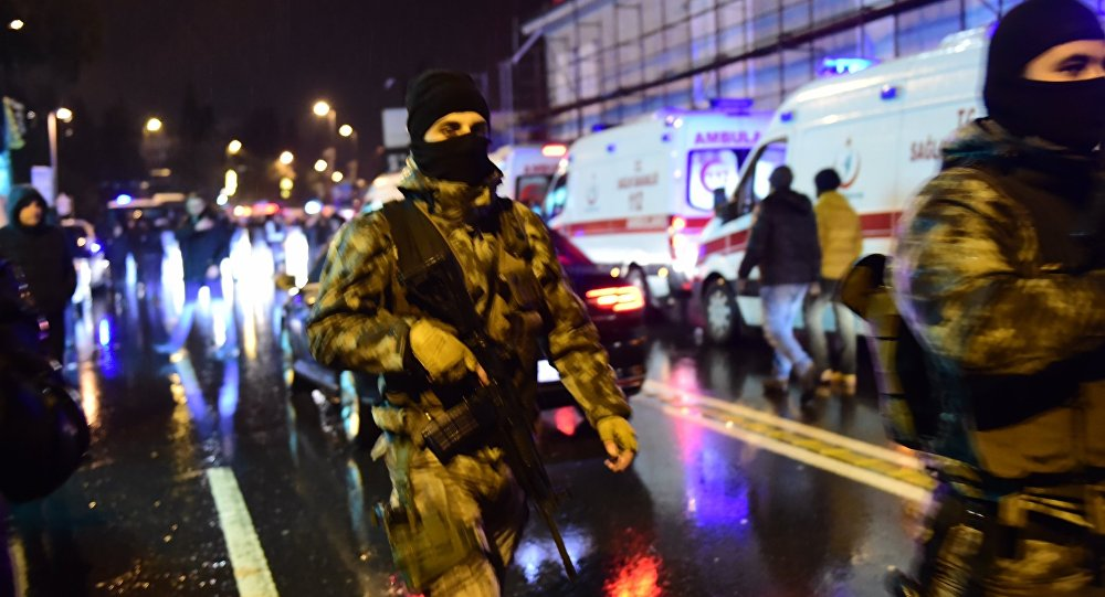 Erdogan Vows To Crush Terrorism After At Least 39 People Killed After Shooters Dressed As Santas Open Fire In Istanbul Nightclub (Video)