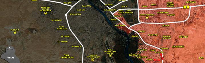 12Jan_Mosul city_Iraq_war_map
