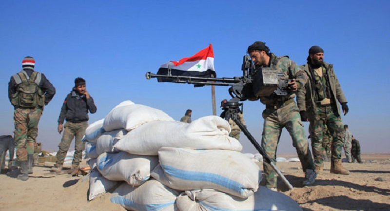 Syrian Army Restarts Offensive In Wadi Barada As 'Rebels' Block Govt Engineers From Restoring Water Supplies To Damascus