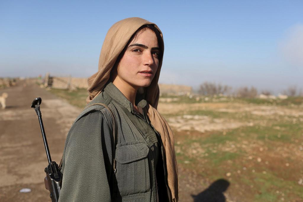 PKK Female Fighters Claim Killing Of 160 Turkish Military Servicemen In 2016