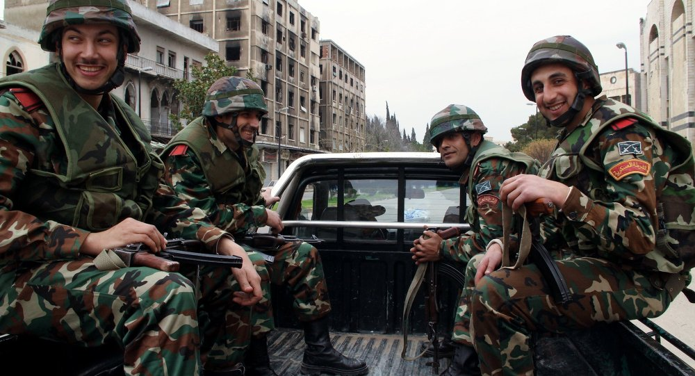 Army Will Fight On To Liberate Every Inch Of Syria: President Assad