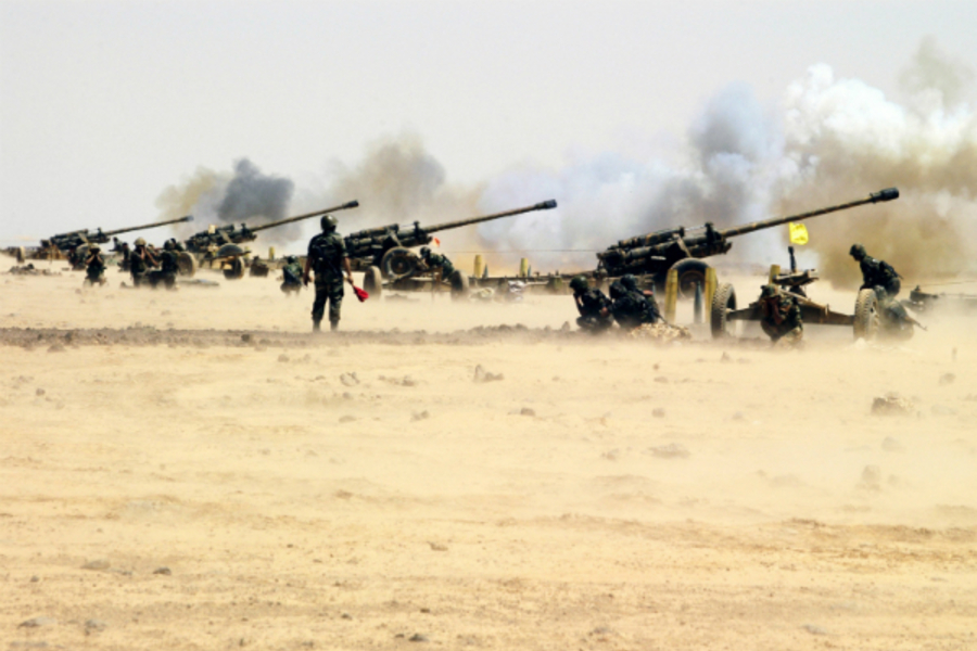 Artillery Duels Erupt In Southern Aleppo As Terrorists Deploy Reinforcements To Area