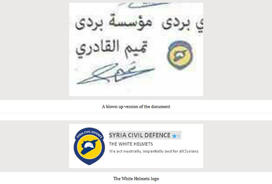 """Peace Prize Nominated """"Humanitarian"""" White Helmets Stand With Al-Qaeda, Hold Citizens Hostage In Damascus Without Water"""