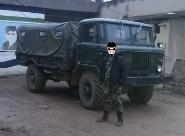 Syrian Army Received More Supplies of Russian Military Hardware on Syrian Express (Photo)