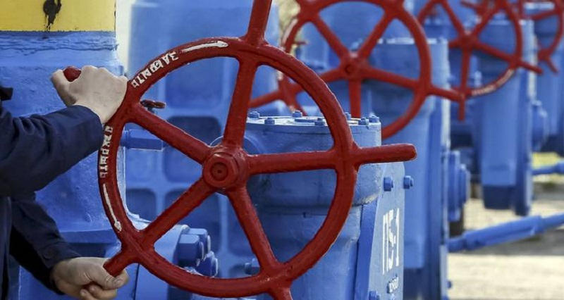 Ukraine Faced With A Significant Cut Of Transit Russian Gas