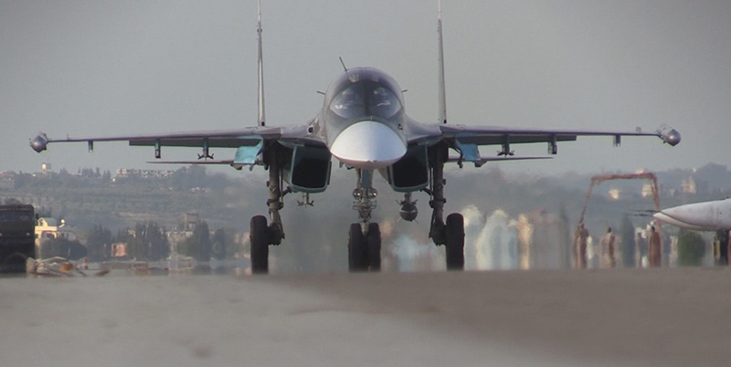 Russia Denies Reports That It Increases Military Presence In Syria