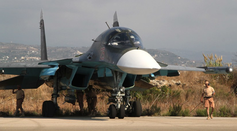 Who Forced Russia To Intervene In Syria?