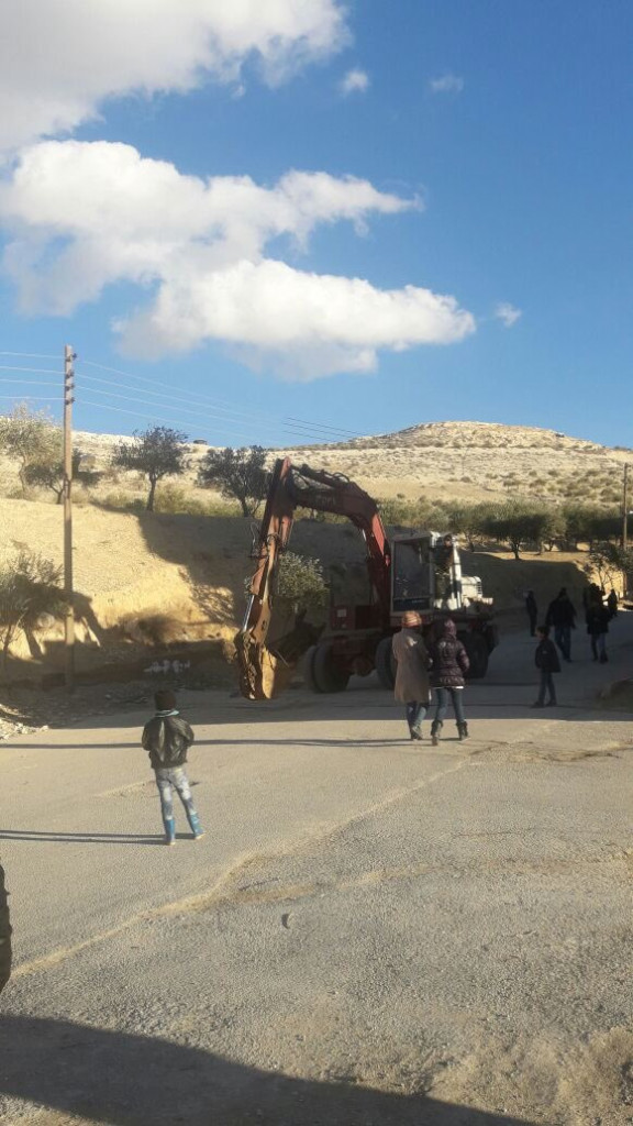 Engineers Reportedly Entered Ayn Al-Fijah To Fix Water Supply Line To Damascus