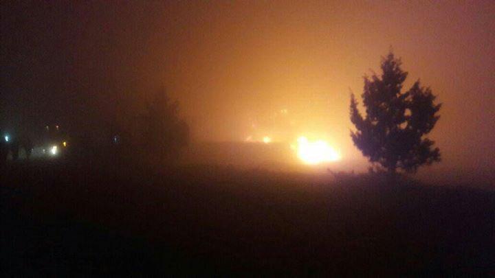 Up To 120 Al-Nusra (Al-Qaeda) Members And Their Allies Killed In US Airstrike In Idlib