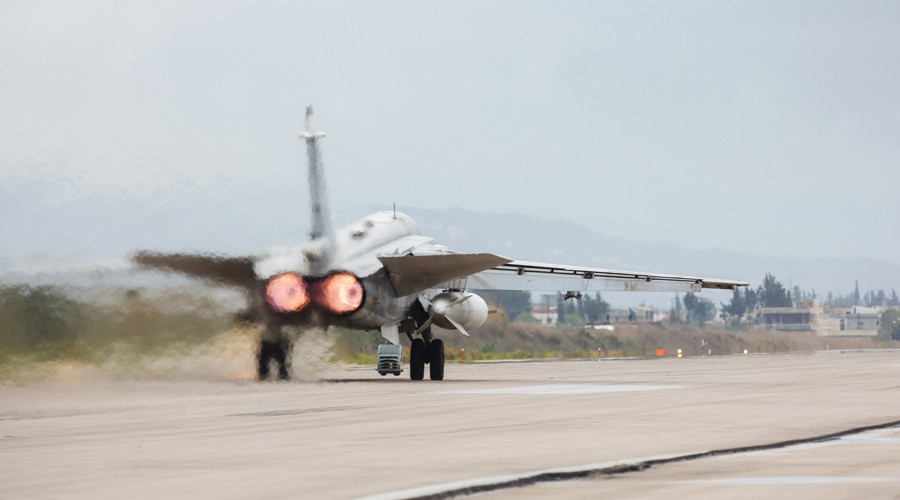 Russia Says It Carried Out Joint Strikes With US-Led Coalition In Northern Syria. US Denies